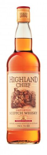 Highland Chief Scotch