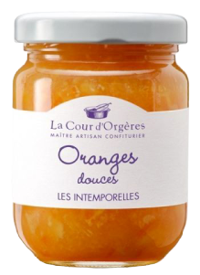 Confiture d'Orange Douce