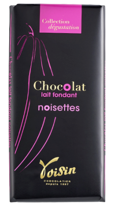 Tablette Lait Noisettes