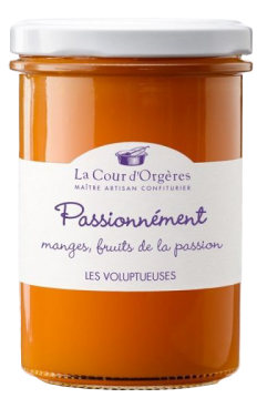 Confiture Mangue Fruits Passion