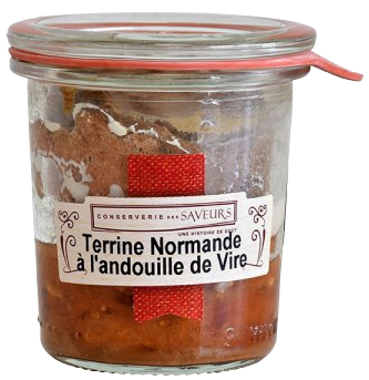 Terrine Normande Andouille Vire